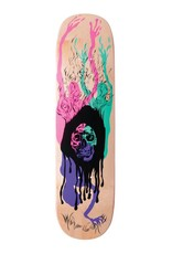 """Welcome Skateboards Here it Comes on Amulet Natural 8.125"""""""