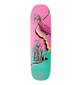 Welcome Skateboards Inferno on Stonecipher Pink/Teal 8.6""