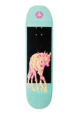 Welcome Skateboards Maned Woof on Moontrimmer 2.0 Ice Dip 8.5""