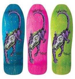 """Welcome Skateboards Miller Beast on Sugarcane 10"""""""
