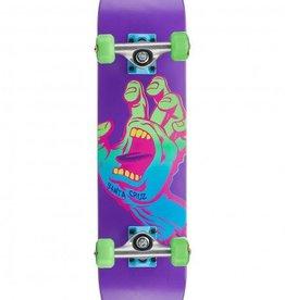Santa Cruz Skateboards Neon Hand Micro Complete 6.75