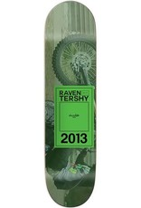 "Chocolate Skateboards Inaugural Year Tershy 8.375"""