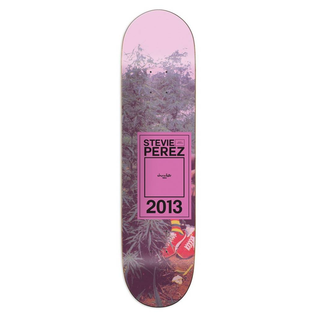 Chocolate Skateboards Inaugural Year Perez 8.125""