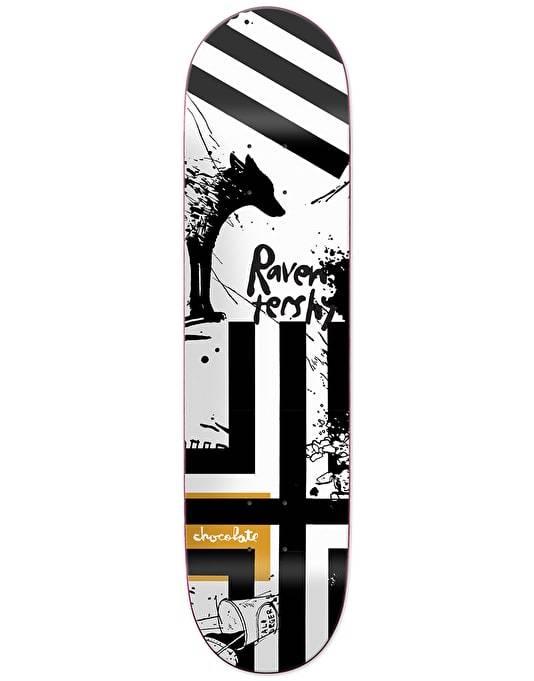 "Chocolate Skateboards Hecox Tershy 8.375"""