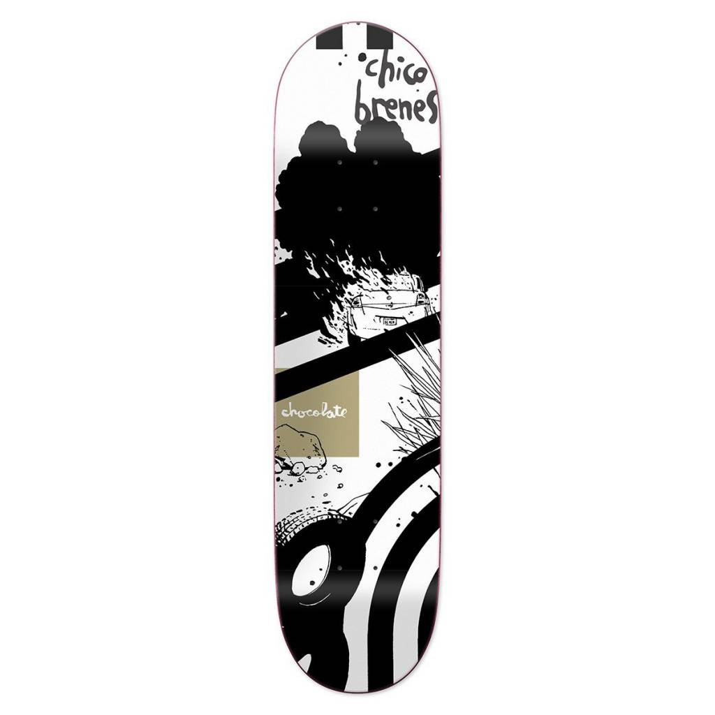 Chocolate Skateboards Hecox Brenes 8.125""