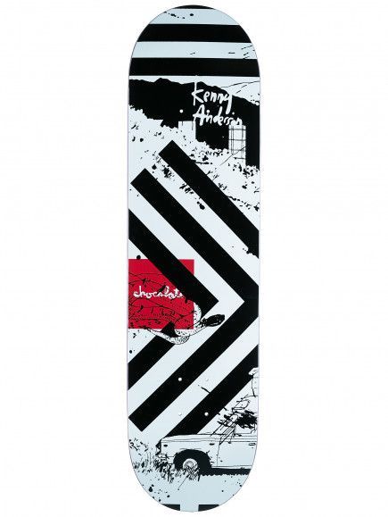 """Chocolate Skateboards Hecox Anderson 8.125"""""""