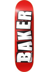 Baker Skateboards Brand Logo White 7.56""