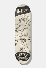 Baker Skateboards TF Funk Rock 8.25""