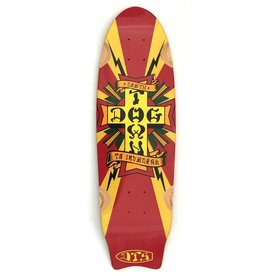 Dogtown Death to Invaders Mini Cruiser Deck 8.5""