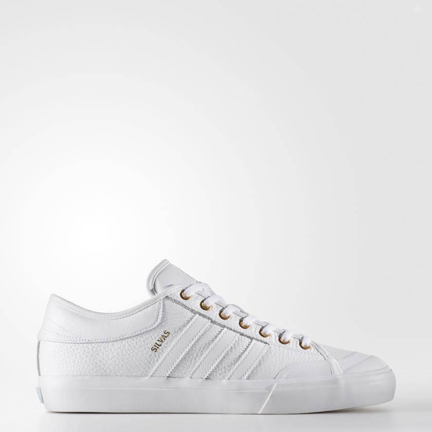 Adidas Matchcourt White/Gold