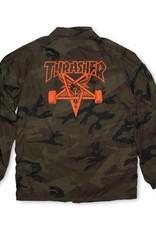 Thrasher Mag. Skategoat Coach Jacket