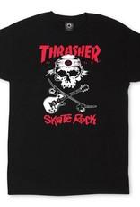 Thrasher Mag. Sk8 Rock