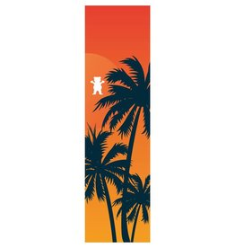 Grizzly Griptape Laguna Cutout Griptape Orange