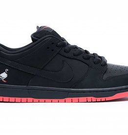 Nike USA, Inc. Nike SB Dunk Low TRD QS Black/Black Sienna