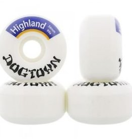 Dogtown Dogtown Highland 56mm 99a White