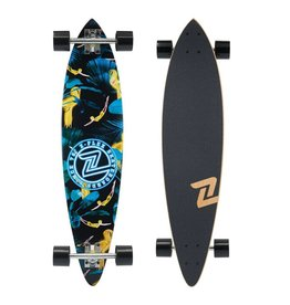 "Z Flex Z-Flex Pintail Longboards 38"" Dos Flamingos"