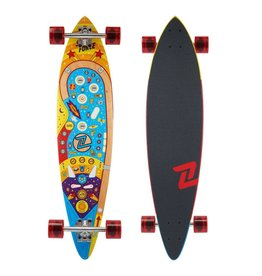 "Z Flex Z-Flex Pintail Longboards 38"" Starforce"