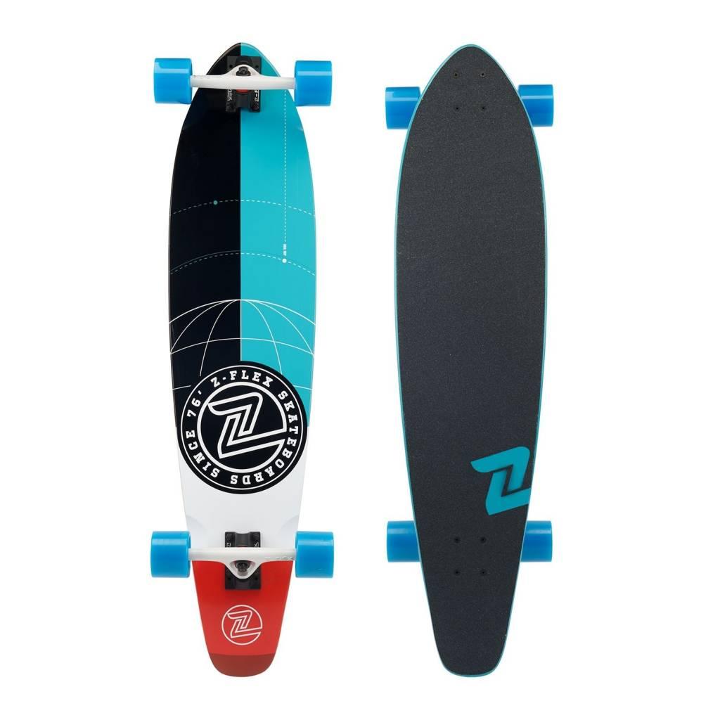 Z Flex Z-Flex Kicktail Longboard Air Raid