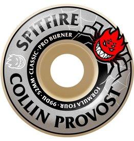 Spitfire Wheels F4 99 Provost Burner 52