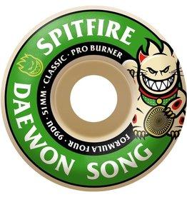 Spitfire Wheels F4 99 Daewon Burner 52