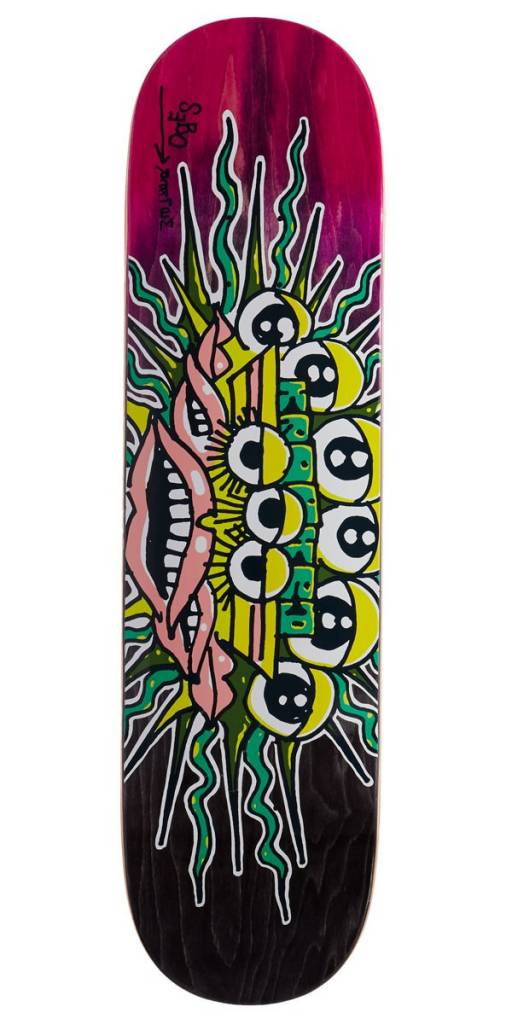 Krooked Sebo Krazy Eye 8.25