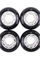 Welcome Skateboards Orbs Ghost LItes Black/White 52mm
