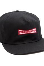 CallMe917 91 Stone Hat Black