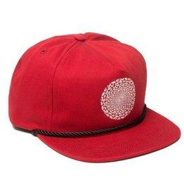 CallMe917 Hypnotic Hat Maroon
