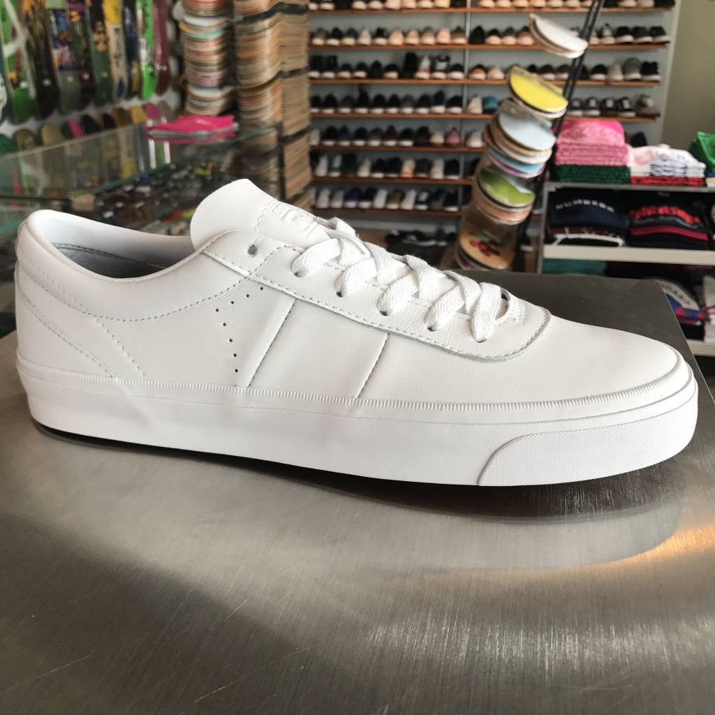 Converse USA Inc. One Star CC White/Dolphin Leather