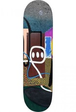 Baker Skateboards Checkered Puzzle RH 8.125""
