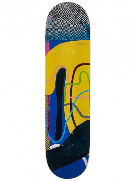 """Baker Skateboards Checkered Puzzle RZ 8.0"""""""