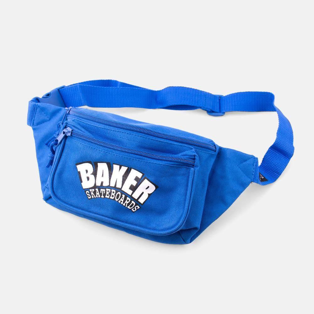 Baker Skateboards Arch Logo Shoulder Bag Royal
