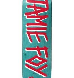 """Deathwish Skateboards Gang Name Veneer JF 8.38"""""""