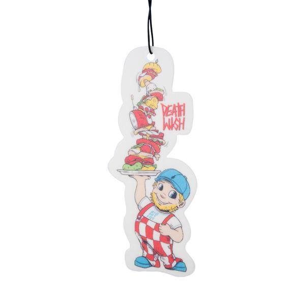 Deathwish Skateboards Big Boy Foy Air Freshener