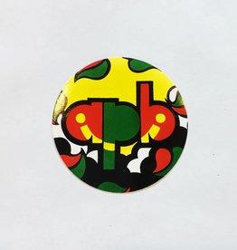 APB Skateshop APB x Hartsel Sticker Small