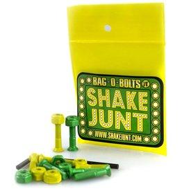 """Shake Junt Shake Junt Hardware Green/Yellow Allen 7/8"""""""