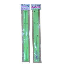 Heroin Glow Sticks Rails