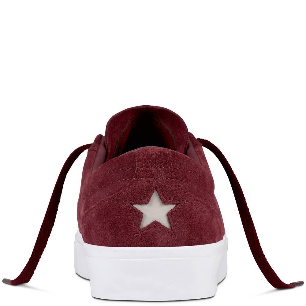 Converse USA Inc. One Star CC OX Cranberry