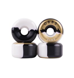 Welcome Skateboards Orbs Specters Black/White 56mm
