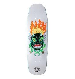 "Welcome Skateboards Old Nick on Sledgehammer White 9.0"""