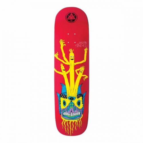 Welcome Skateboards Balloon Boys on Nibiru Red 8.75""
