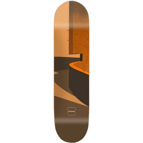 Chocolate Skateboards Minimalist Series Brenes 8.25""