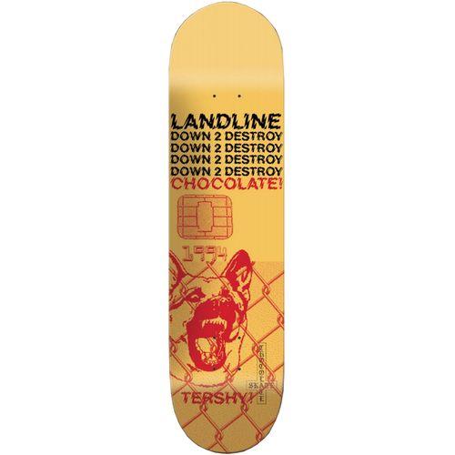 """Chocolate Skateboards Darkside Series Tershy 8.5"""""""
