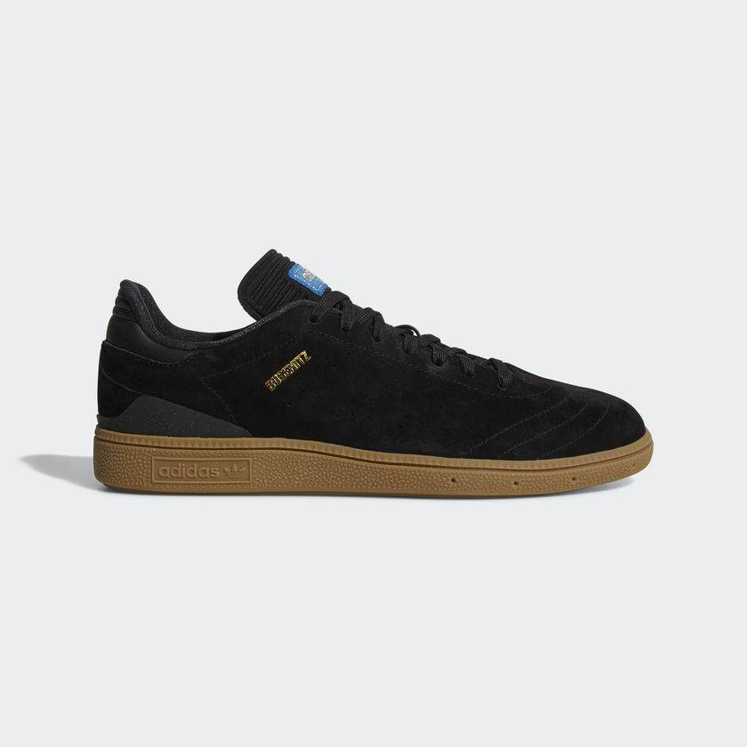 Adidas Busenitz Cordura Black/Black/White