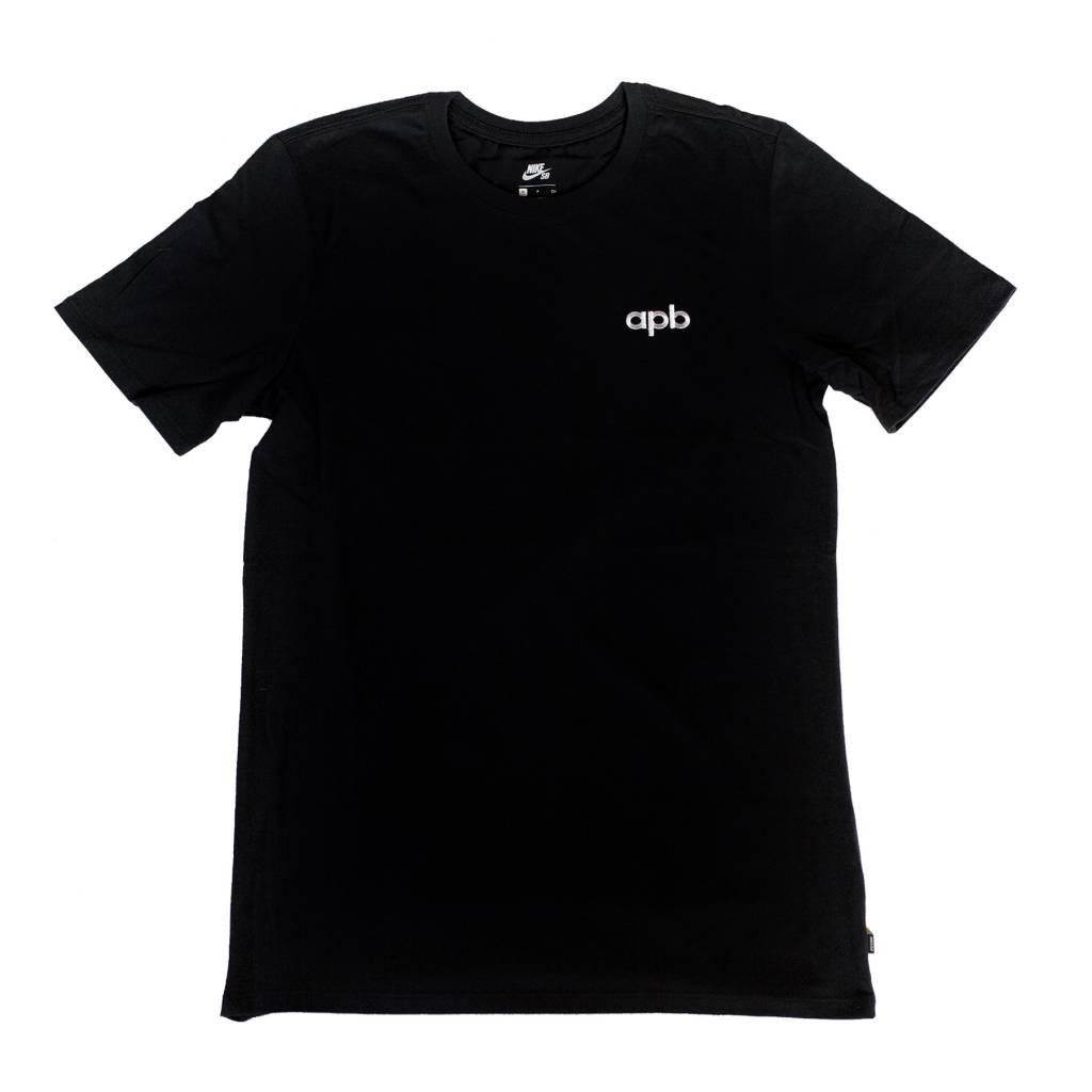 Nike USA, Inc. APB x Nike SB Essential Tee Black