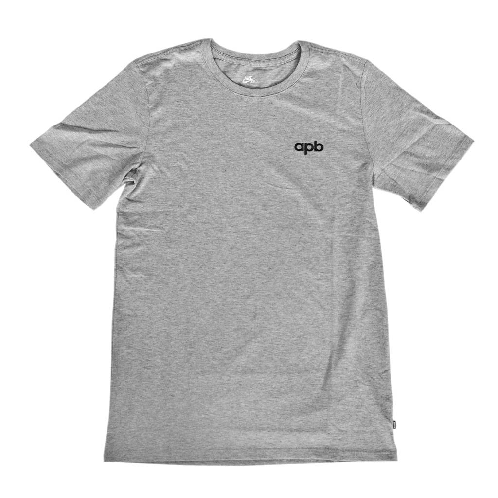 Nike USA, Inc. APB x Nike SB Essential Tee Grey