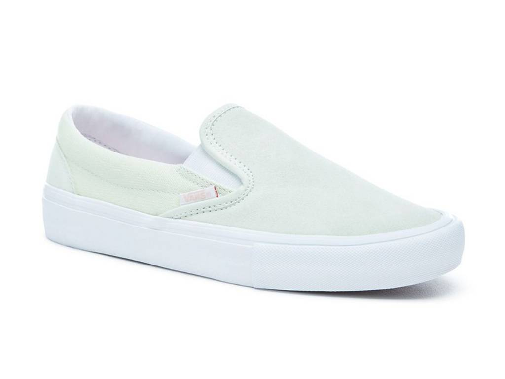 Vans Shoes Slip On Pro Ambrosia/White