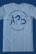 APB Skateshop Slippah Rippah Light Blue
