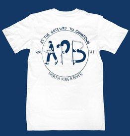 APB Skateshop Slippah Rippah White