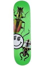 Quasi Skateboards Bug Green 8.5